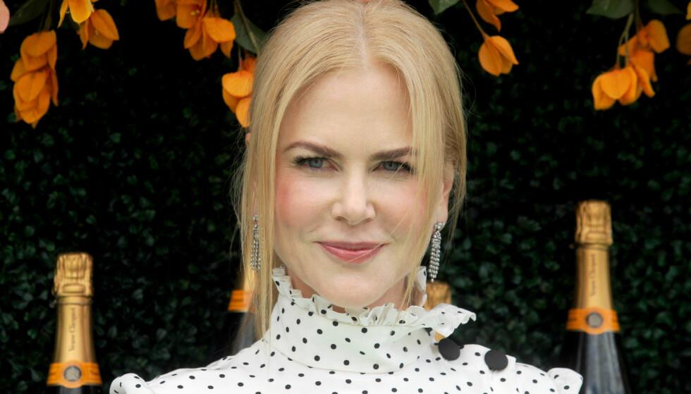 SLÅENDE LIK: Helt siden hun slo gjennom som skuespiller har Nicole Kidmanns skønnhet vært slående lik. Foto: Pa Photos / NTB Scanpix