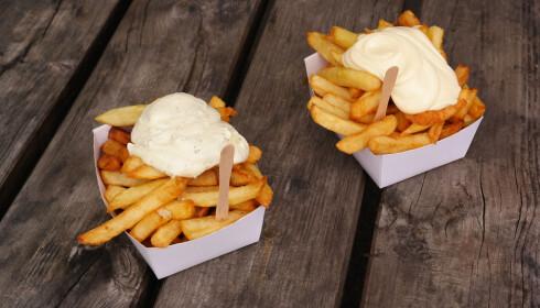 IKKE LENGER FRITT FRAM: EUs forslag handler om å detaljstyre hvordan pommes frites bør tilberedes.