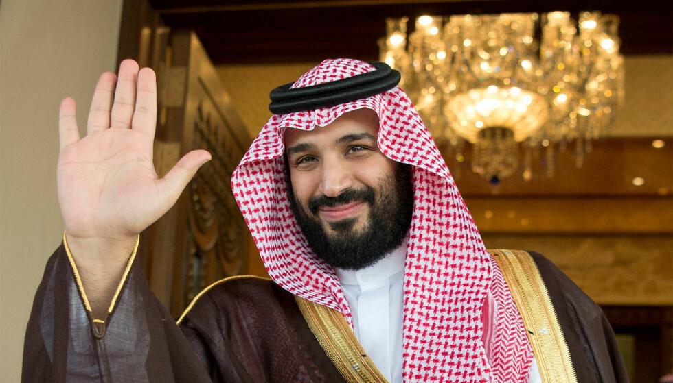 LOVER ENDRING: Saudi-Arabias relativt nyutpekte kronprins, Mohammed bin Salman, ser ut til å være en handlekraftig kar. Siden han ble oppgradert til kronprins, har en rekke reformer blitt lovet i det svært konservative landet. Foto. Reuters / Scanpix