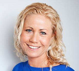 MÅ FORTSATT KUTTE: Klinisk ernæringsfysiolog, Tine Mejlbo Sundfør, synes det er flott at vi spiser mindre sukker, men at det er viktig å fortsette med sukkernedtrapping. (Foto: Anita Sælø)
