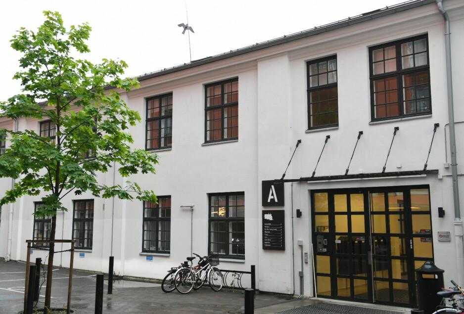 KULTURMAKTA: Her fattes beslutninger som kan bety et være eller ikke være for norske kunstnere. Det er fra disse lokalene Kulturrådet hvert år deler ut 1,4 milliarder kroner, med mål om et rikt og bredt kulturliv i Norge. Foto: Lars Eivind Bones