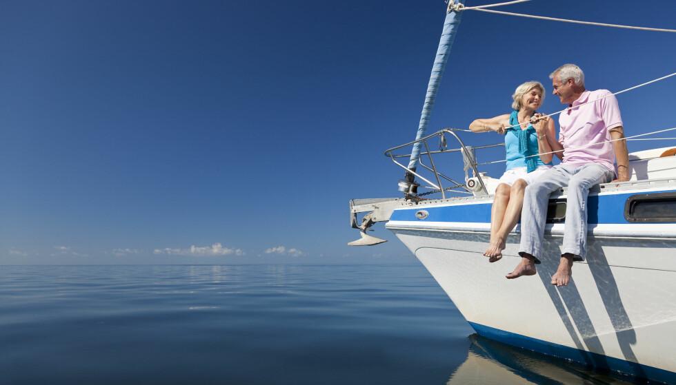 BÅTGLEDE: Båtlivet er lykken for mange. Om du også har lyst på båt, så finnes det mange brukt å få kjøpt, i alle prisklasser. Båtmagasinet har plukket ut det de mener er gode bruktbåter i prisklasser fra 50.000 og opp til 200.000 kroner. Foto: NTB Scanpix / Shutterstock