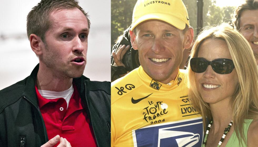 KRITISK: Mads Kaggestad har ingen tro på den nye rapporten som beviser at EPO ikke har effekt. Blant utøvere tatt for det forbudte stoffet er Lance Armstrong. Foto: NTB/Scanpix
