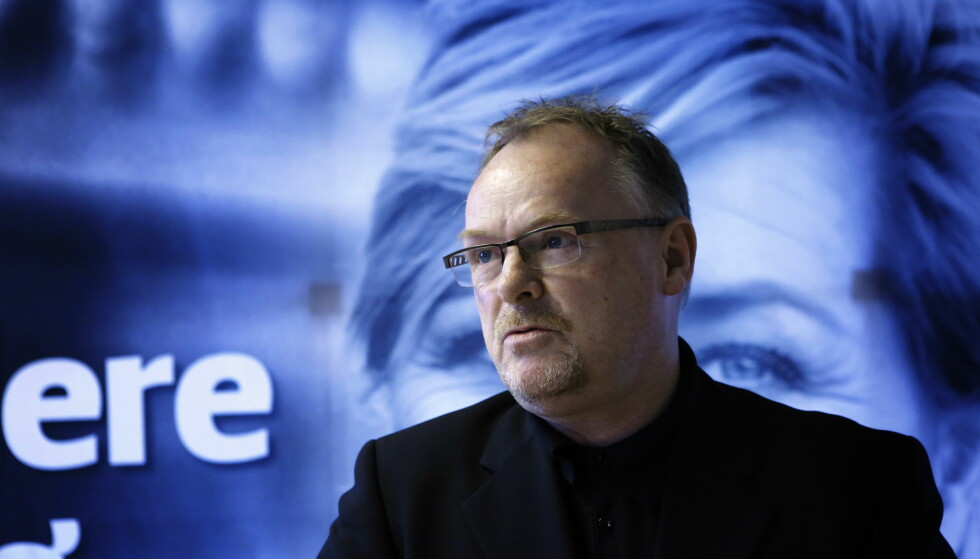 «KORRUPSJONSLIGNENDE FORHOLD»Per Sandberg påstår at vi har anklaget noen for «korrupsjonsliknende forhold». Foto: Frank Karlsen / Dagbladet