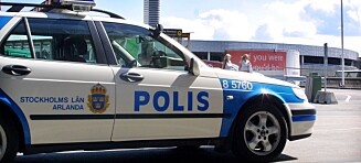15 år siden tidenes kommandoraid i Sverige: Nå kan ranerne fritt bruke de 44 millionene fra SAS-flyet