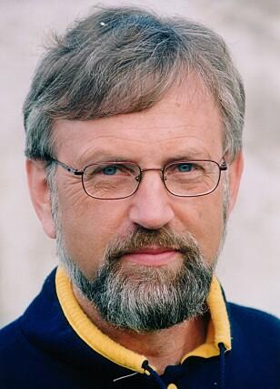 Torbjørn Færøvik, forfatter og historiker. Foto: Wikimedia Commons