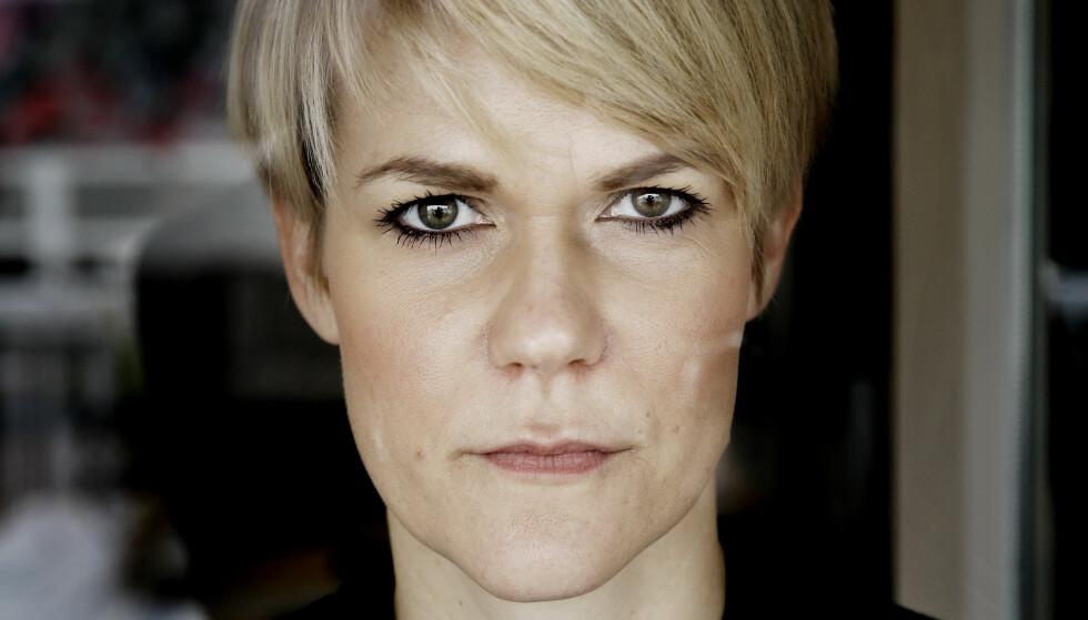 - LIVREDDENDE: Sigrid Bonde Tusvik går jevnlig til gynekolog, og oppfordrer også menn til å ta ansvar for kvinners livmorhals. Foto: NTB Scanpix