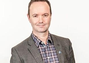 MERKELIG VEDTAK: Arnt Steffensen i Kost-og ernæringsforbundet i Delta kan ikke skjønne at det er mulig å vedta et stort nytt sykehjem uten produksjonskjøkken. Foto: Kost-og ernæringsforbundet