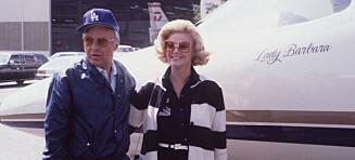 Barbara Sinatra er død