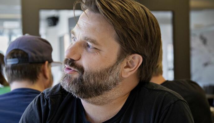 PRODUSENT: Kjetil Omberg er kritisk til NFIs ønsker for etterhåndstilskuddet. Foto: Jørn H Moen / Dagbladet