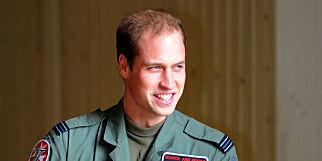 Prins William har sin siste dag på jobb: - Vært vitne til noen forferdelige tragedier