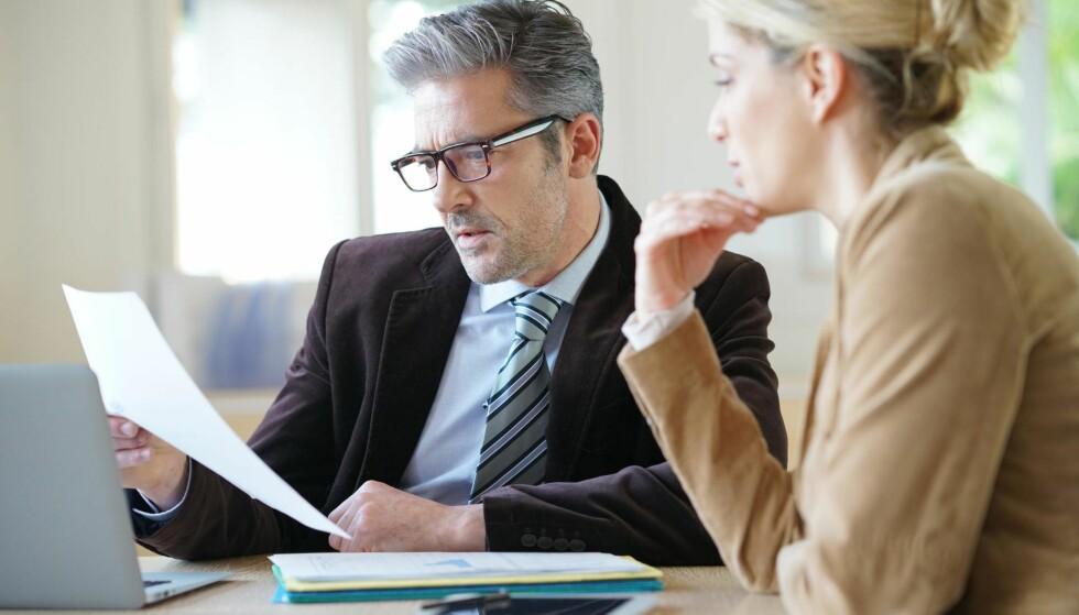 FORBEREDELSER: Det lønner seg å planlegge godt for å unngå konflikter i forbindelse med arveoppgjør. Illustrasjonsfoto: NTB SCANPIX