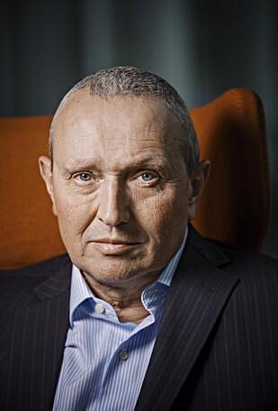 LEDET ETTERETNINGSTJENESTEN: Kjell Grandhagen, som mellom 2009 og 2016 ledet den norske Etterretningstjenesten