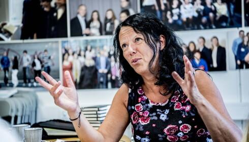 LEDER: Marit Sanner leder Forandringsfabrikken Foto: Thomas Rasmus Skaug / Dagbladet