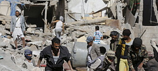 Jemen har fått alle verdens plager, men ingen bryr seg