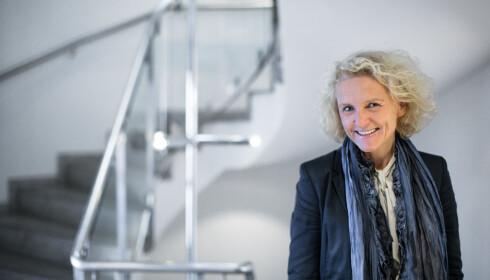 BEKYMRET: Direktør i Budfir, Mari Trommald, er bekymret for økt bruk av enetiltak. Foto: Tine Poppe / Bufdir