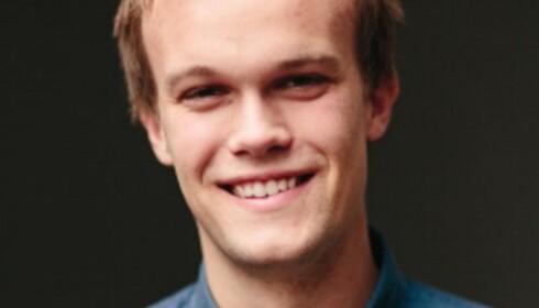 VELGER: Axel Fjeldavli.