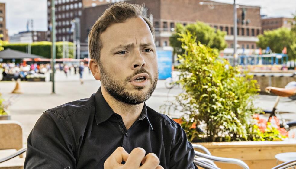 DYRT: Det er lett å glemme hvis man er direktør i «Vy», men 280 millioner kroner er faktisk ganske mange penger, skriver Audun Lysbakken. Foto: Jørn H Moen / Dagbladet