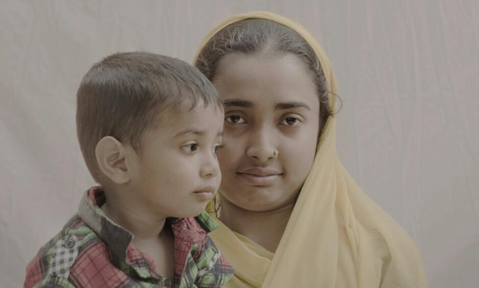 BARN FØDER BARN: Det anslås at rundt to millioner jenter hvert år føder barn før de er femten år, skriver artikkelforfatter. Foto: Pieter ten Hoopen