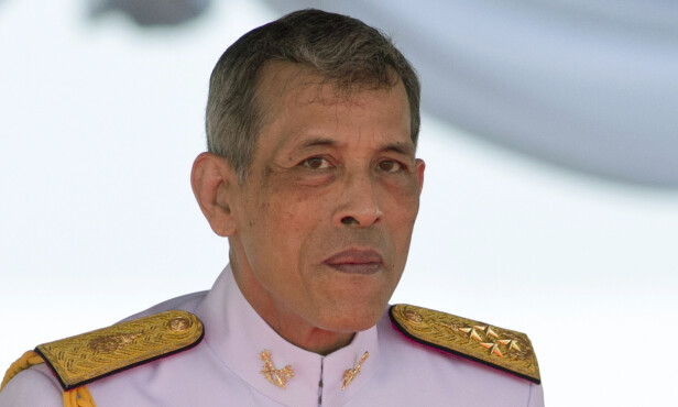 OMDISKUTERT: Thailands konge, Maha Vajiralongkorn (65), kommer neppe til å gå i sin fars fotspor. Foto: NTB Scanpix