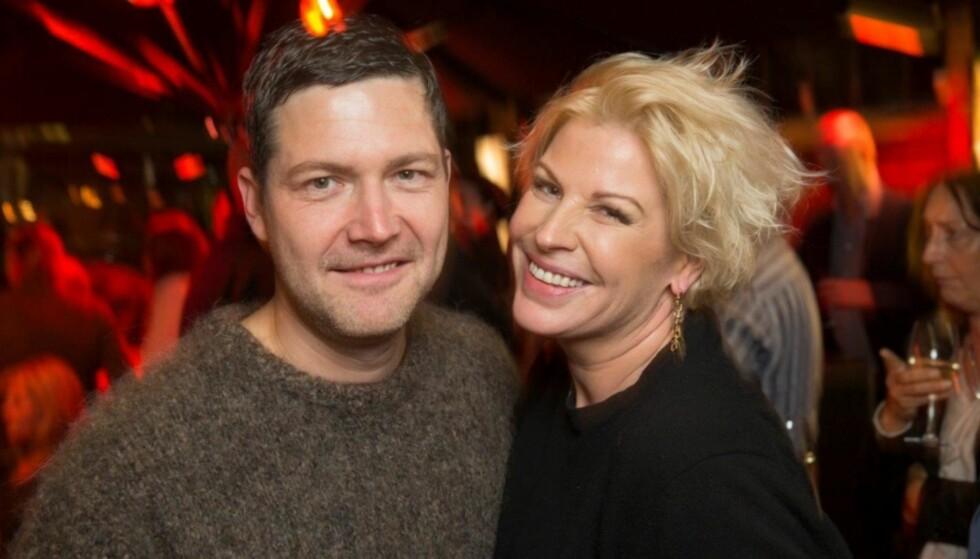 GIFT: 20 år etter at de var ungdomskjærester, har Anne-Kat. Hærland og Kåre Joao Pedersen giftet seg i hemmelighet. Foto: Espen Solli/ Se og Hør