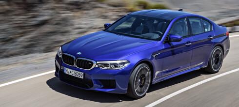 Ny topp-BMW med ekstreme ytelser
