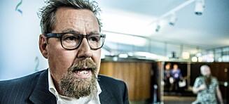 Otto Jespersen har ikke vært å se på tv på fem år. Nå forteller han hvorfor