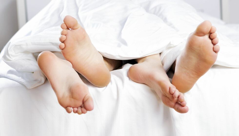 SEXRÅD: Du kan ta noen steg for å bevare et godt sexliv. Foto: NTB Scanpix