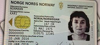 Venter du på det nye nasjonale ID-kortet? Nå er det utsatt - igjen