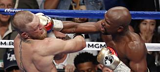 McGregor klarte så vidt å stå på beina: - Dommeren burde latt meg fortsette