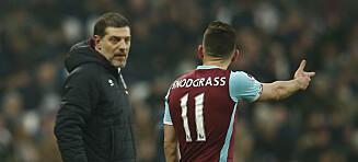 West Ham-krisen: Spiller går hardt ut mot presset manager