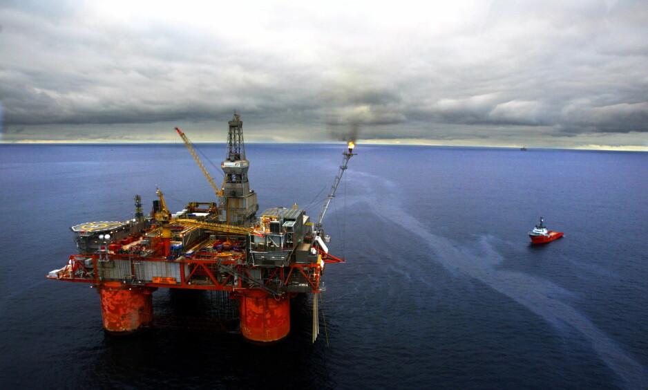 KVOTEMARKEDET: Alle som bryr seg om at utslippene fra industrien og oljenæringen i Norge, bør derfor være opptatt av kvotemarkedet, skriver Haakon Riekeles. Foto: Eirik Helland Urke/Dagbladet
