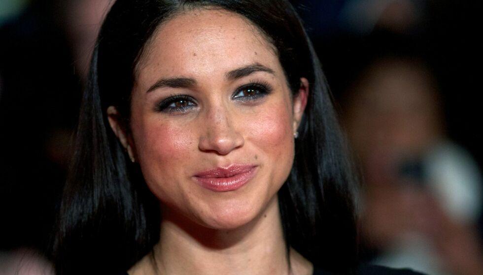 BLIR PRINSEFRUE: Meghan Markle skal gifte seg med prins Harry til våren. Foto: NTB scanpix
