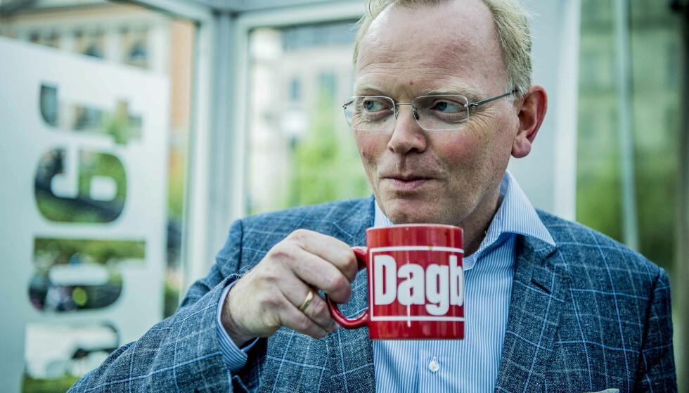 LANGT TILBAKE: - Det kan være 20 eller 30 år tilbake at jeg var for lenge i sola uten solkrem, sier Sindre Finnes. Foto: Thomas Rasmus Skaug / Dagbladet