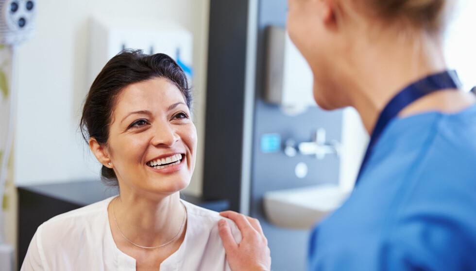 AUTORISASJON: Pasientene skal ha full tillit til at det helsepersonellet de møter overalt i helsevesenet har nødvendig kompetanse, skriver artikkelforfatterne. Monkey Business Images / Shutterstock / NTB scanpix