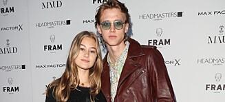 Omtales som «Norges svar på Johnny Depp og Kate Moss» av Vogue