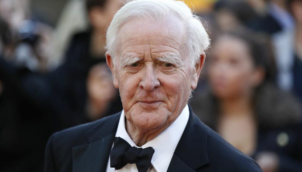 """STERK ROMAN: John le Carré (85) lar George Smiley vende tilbake i """"Spionenes arv"""", trolig for siste gang. Skjønt, hvem vet? Foto: NTB Scanpix"""