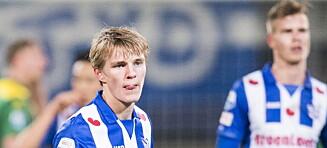 Ødegaard og co. knust av Ajax