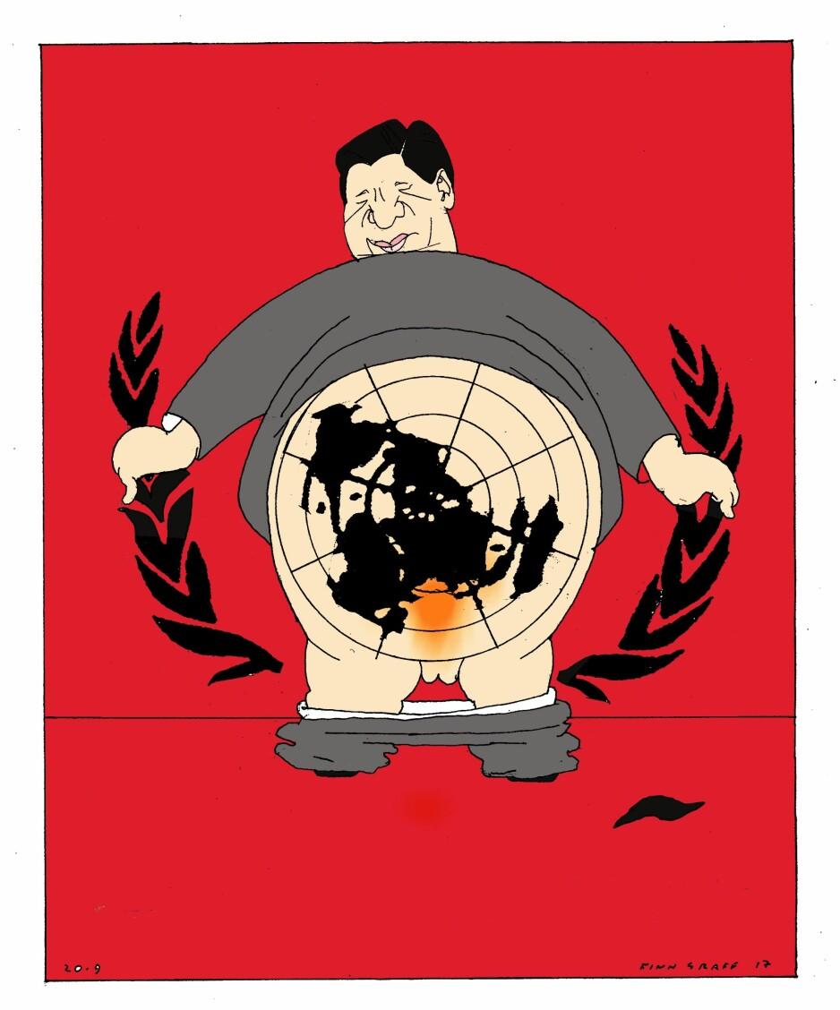 Kina manipulerer FN-organer