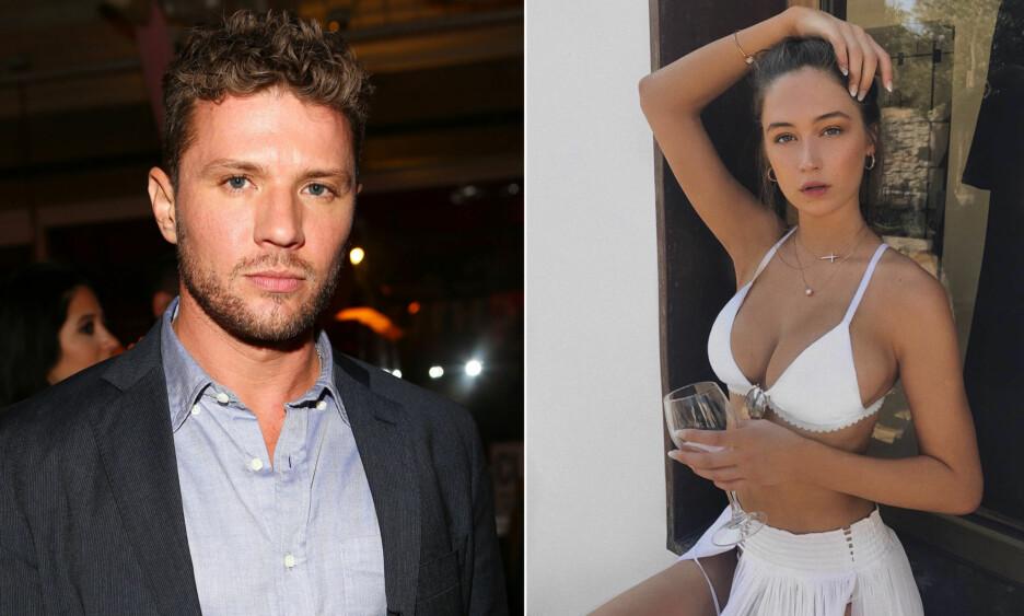 KNALLHARDE ANKLAGER: Filmstjernen Ryan Phillippe ble anklaget av ekskjæresten, modell Elsie Hewitt, for vold og misbruk av diverse rusmidler. Nå slår han tilbake. Foto: NTB scanpix/ Skjermdump fra Instagram