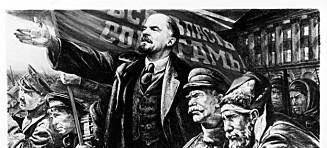 Revolusjonær «humørløshet og knugende alvor»