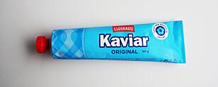 Kaviartest: De gamle er fortsatt best - men én lavpristube skal du merke deg