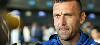 Dinamo Zagreb-trener overfalt og slått ned med balltre