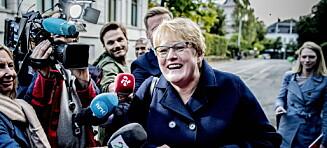 Venstre bør gå inn i regjering