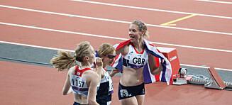 OL-utøveren gir fra seg medalje på grunn av dårlig samvittighet: - Jeg var utrøstelig