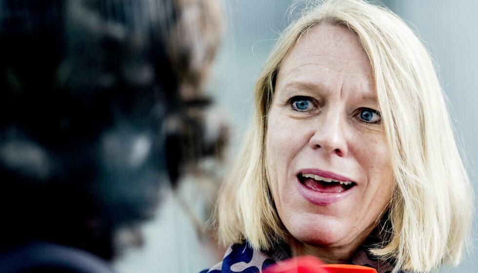 ALTERNATIVT STATSBUDSJETT: Forslaget om å bevilge ytterligere 200 millioner kroner kommer fra Arbeiderpartiets alternative statsbudsjett, som legges fram i morgen. Foto: Thomas Rasmus Skaug / Dagbladet