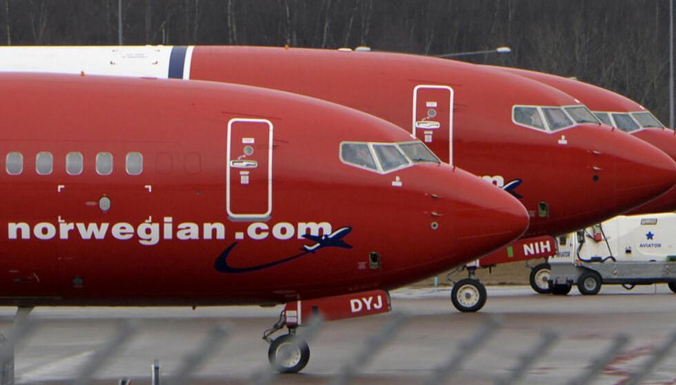 ENIGE: Norwegain og pilotforeningen er enige om ny tariggavtale. Foto: NTB scanpix