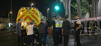 - Seks personer skadd i syreangrep på T-banestasjon i London