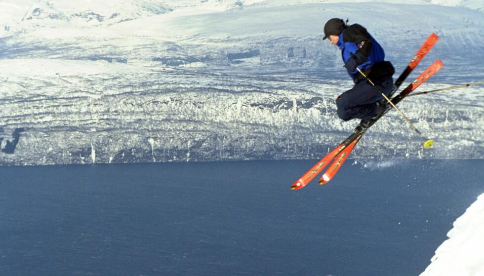 DRØMME-TV: Spektakulær skilek i Narvik er Norges beste argument for å få lov til å arrangere det som regel svært økonomisk gunstige Alpin-VM. Da er det best å samle oss rundt Nord-Norges satsing på vinterturisme.