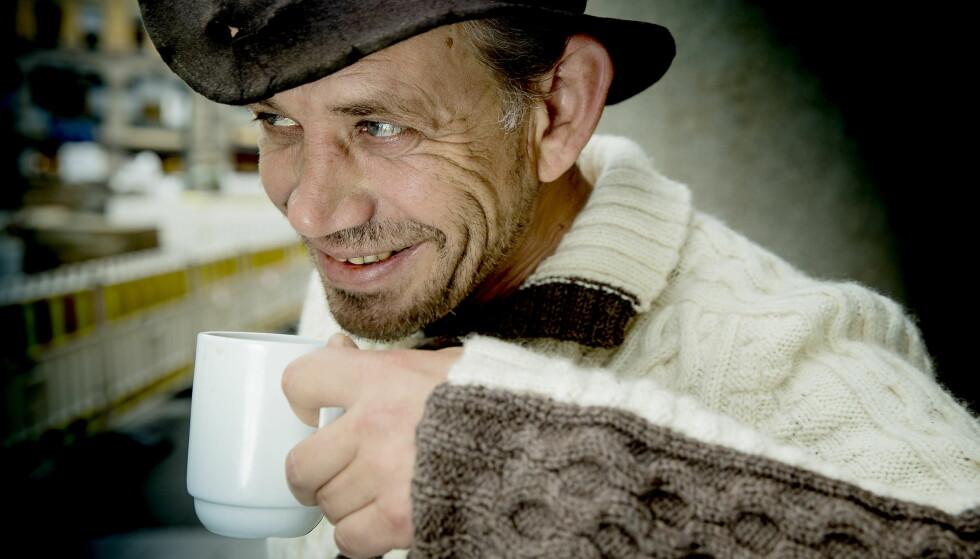 DRAMA: Leif Einar Lothe forteller om innspillingen av «Farmen kjendis» i ny biografi. Foto: Bjørn Langsem / Dagbladet